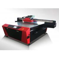 High Resolution 5 Colors Industrial Printing Machines With UV Curing Inks for sale