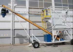 Buy cheap 380V 3P 50HZ SS316 Bulk Truck Unloading System product
