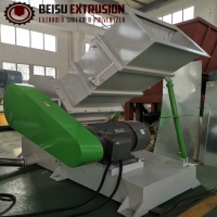 Buy cheap 450Kg/H PVC PE PP Pipe Grinder Machine With SKD-11 Blade product