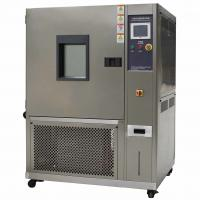 Buy cheap 304 Stainless Steel Environmental Test Chambers , Constant Temperature And Humidity Chamber product