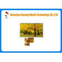 Buy cheap 480 X 272 Pixels 4.3 TFT Lcd Display , High Resolution TFT Display Module product