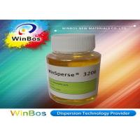 Buy cheap Dispersant Manufacturer WinBos company making high quality dispersion additive from wholesalers