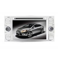 Buy cheap Wince CE6.0 Ford DVD Navigation System SYNC Focus Sliver GPS Radio 3G Wifi BT TV product