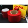 2mm 4mm Red BOPP Tear Strip Tape For Envelope Food Candy Bag Sealing