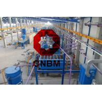 Buy cheap Flow On Process Fiber Cement Board Production Line With Board Forming Machine product