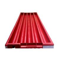 Buy cheap Red NQ Core Boxes For Wire - Line Rock Core , High Strength Drill Core Trays from wholesalers
