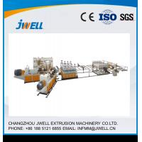 China Plastic Foam Board WPC Extrusion Line Long Service Life Effortlessly Simply Mounting on sale