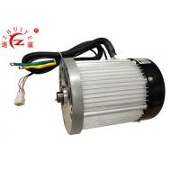 Buy cheap Powerful Electric Vehicle Motor 2KW 60V For Three Wheel Motorcycle / Rickshaw product