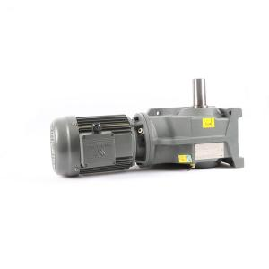 Buy cheap Right Angle Output 60Hz Helical Bevel Gear Motor ISO9001 product