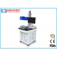 Buy cheap 20W / 30W 3D Laser Marking Machine 1064nm With Rotating System product