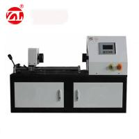 Buy cheap LCD Screen Cable Testing Machine / Metal Wire Torsion Tester One - Way And Bidirectional Twisting product