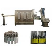 Buy cheap Monoblock SUS304 Soft Drink Rotary Liquid Filling Machine from wholesalers