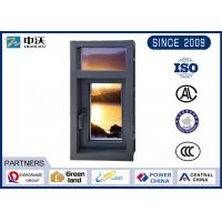 Buy cheap Exterior Fire Rated Windows / Interior 1 Hour Fire Rated Windows Color Optional product