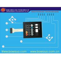Buy cheap Customized Printing Polycarbonate PC Graphics And Overlays Keypad product
