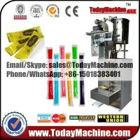 Buy cheap automatic liquid pouch machine,filling packaging machine,VFFS-280LS,popsicle from wholesalers
