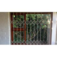 Buy cheap Durable Grey Aluminium Security Doors With Alloy Temper 6063 T5 from wholesalers