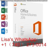 Buy cheap 64 Bit Processor Microsoft Office 2019 Key Code , Office 2016 Professional Plus Server product