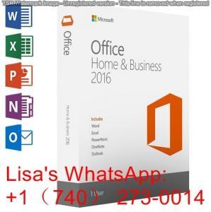 Buy cheap 64 Bit Processor Microsoft Office 2019 Key Code , Office 2016 Professional Plus Server product