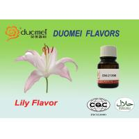 Buy cheap Fresh Lily Flavor Candy Flavoring Propylene Glycol Based Flavoring product