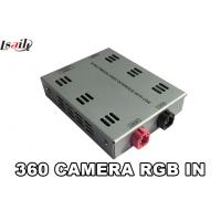 Buy cheap Porsche 360 RGB In Parking Reverse Car Rear Camera Interface product