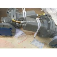 Buy cheap Fisher Gas Valve MR95HP Model Gas Regulator Flange End Regulator For Fired Heaters And Boilers product