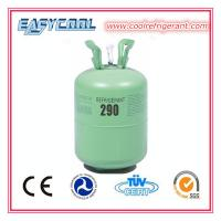 Buy cheap R290 Refrigerant Gas Packing with 5.5kg product