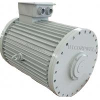 Buy cheap Carbon Steel Shaft Permanent Magnet Magnet Motor Generator 10kw200 Rpm400V product