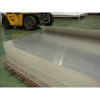 Buy cheap High Precision Aluminum Heat Transfer Sheet With Alloy 1050 Mill Finish Surface product