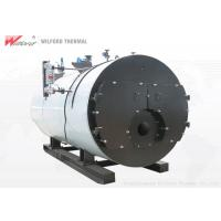 China Oil Fired High Efficiency Steam Boiler 2T/h Evaporation Capacity Long Life Time on sale
