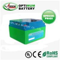 Buy quality Powerful Christmas Lighting Rechargeable Lithium Battery Pack (LiFePO4 12V 30Ah) at wholesale prices