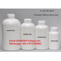 China High Purity Gamma Butyrolactone GBL γ - Butyrolactone Water Soluble Solvents With Safe Transport on sale