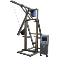 GB / T9962-1999 Shot - Bag Impact Testing Machine For Laminated Glass for sale