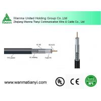 Quality 75 Ohm RG6 coaxial cable camera cable for sale