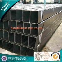 Buy cheap Fluid 2 Square Steel Tubing , ASTM A53 ERW Large Diameter Steel Pipe product