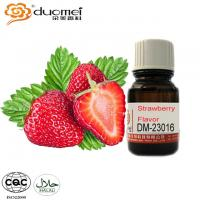 Buy cheap Bright Sweet Strawberry Food Flavouring Agents for Dairy Products & Beverage Production product
