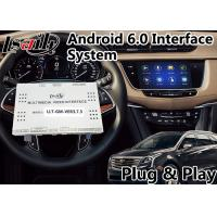 Buy cheap Android 6.0 GPS Navigation Video Interface for Cadillac XT5 / XTS / SRX / ATS / CTS 2014-2018 CUE System from wholesalers