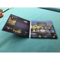 Buy cheap TFT Digital Video Brochure Printed Video Greeting Folder Cards 2.4/2.8/4.3 Inch 256mb product
