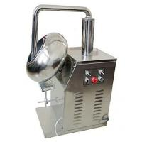 Buy quality Lab Water Nut Mini Tablet Sugar Coating Equipment 380V 50HZ Three Phase at wholesale prices
