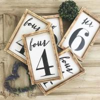 Buy cheap Lightweight Wall Wooden Plank Plaque 20 X 40 Cm Figure Pattern Custom Color product