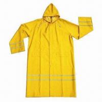 Buy cheap Raincoat, customized logos and colors are accepted product