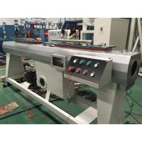Buy cheap Electric Use MPP Pipe Production Line 50mm - 250mm With Single Screw Extruder product