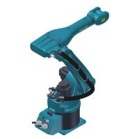Buy cheap Standard Modern Automatic Robotic Arm , Ground Mounted Mini Robot Arm product
