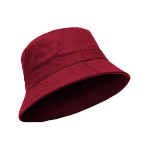 Buy cheap 56cm Polyester Fabric Bucket Cap Character Style Customize Logo product