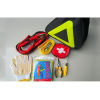 Buy cheap Toyota / Nissan Auto Emergency Tool Kits With Towing Strap , First Aid Kit product