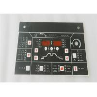 Buy cheap Push Button PCB Membrane Switch With Tactile Metal Dome for Electrical product