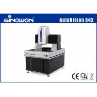 Quality 5-ring 8-division LED  Four-axis CNC 2.5D Fully Auto Vision Measuring Machine for sale