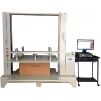 Buy cheap Honeycomb Box Package Testing Equipment Servo Control Compression Tester for Paper Box product
