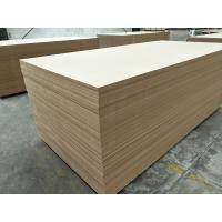 Buy cheap Plain MDF mdf	,MDF board Size:1220*2440mm,Thickness:2.5-25mm . product