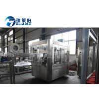 China Spring / Mineral Water Bottle Filling Machine 200-2000ml Energy - Saving on sale