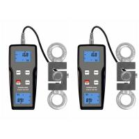 Buy cheap Blue Backlight Handheld Digital Force Gauge N / Kg / Lb Push Force And Pull Force product